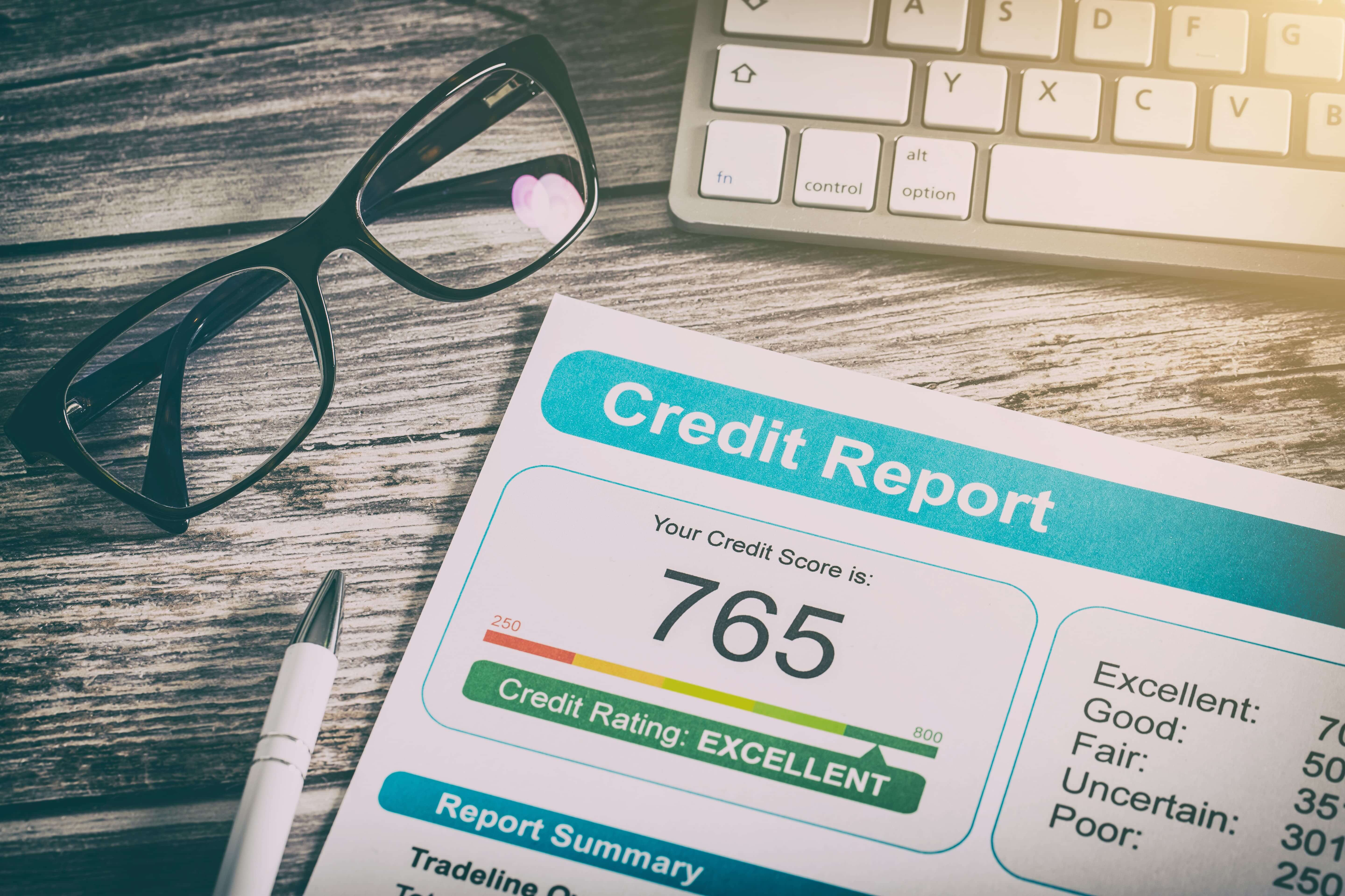 The benefits of having good credit