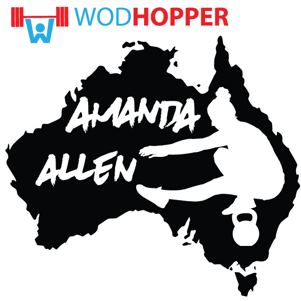 Amanda Allen WODHOPPER Icon