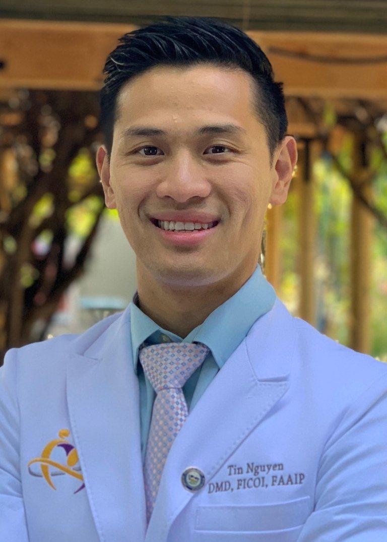 Tin Nguyen, DMD, FICOI, FAAIP