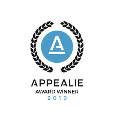 Appealie Award Winner 2019