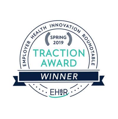 EHIR Traction Award Winner