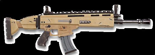 Assault Rifle (SCAR)