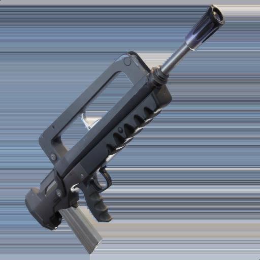 Assault Rifle (Famas)