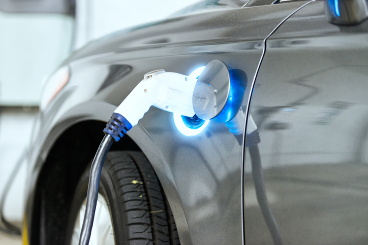 Electric vehicle charging for homes