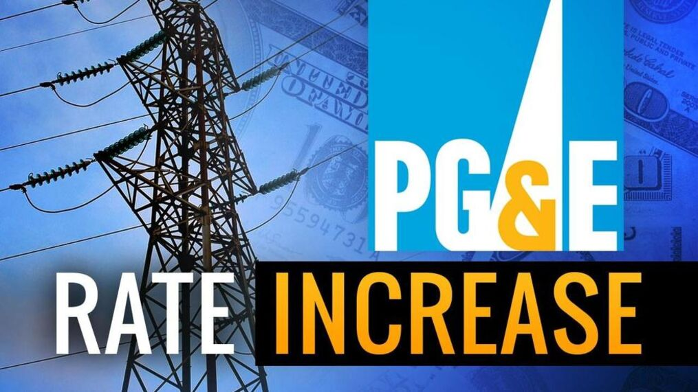 PG&E Rate Increases and How Solar Eliminates Rate Increases Forever