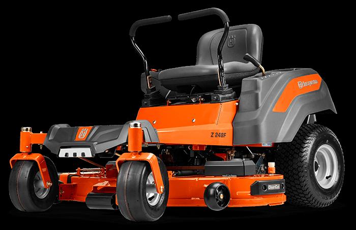 Z Equipment | Husqvarna Lawn Equipment & LS Tractors