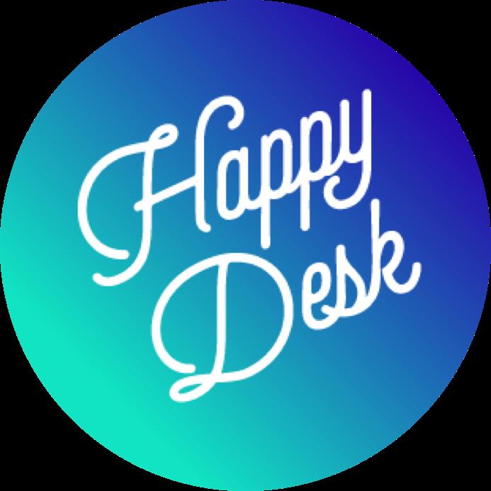 Happy Desk Logo