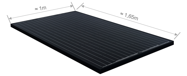 dimension-panneau-photovoltaique