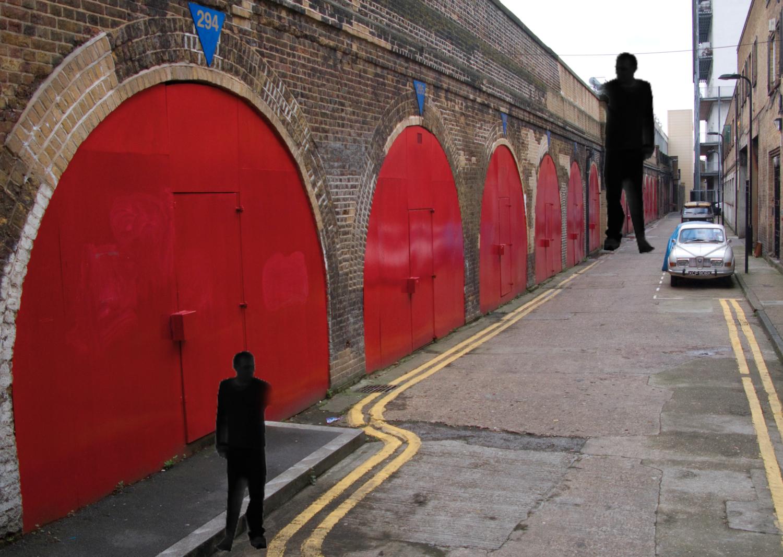 The Frederick Terrace Illusion