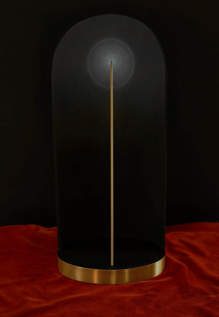 Behold. (AKA The Pallava Lamp)