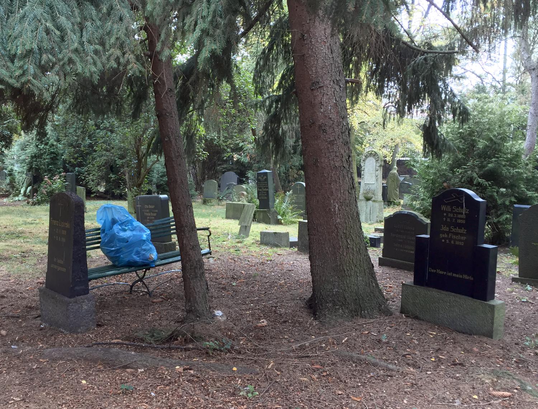 Berlin Cemetery