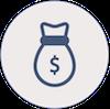 Breakthrough icon - reducing cost