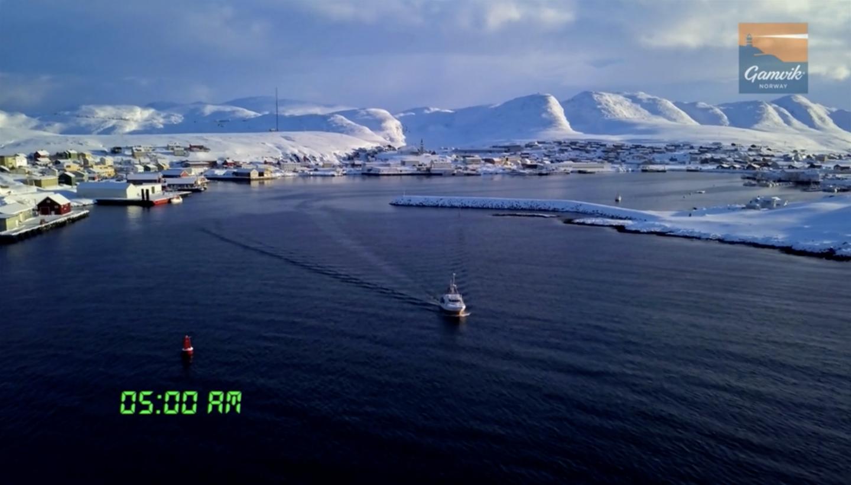 Fra Barentshavet til markedet p? under 48 timer