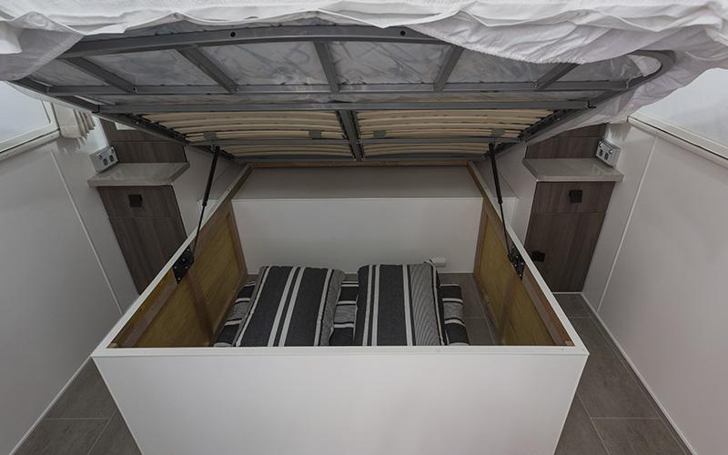 Underbed storage