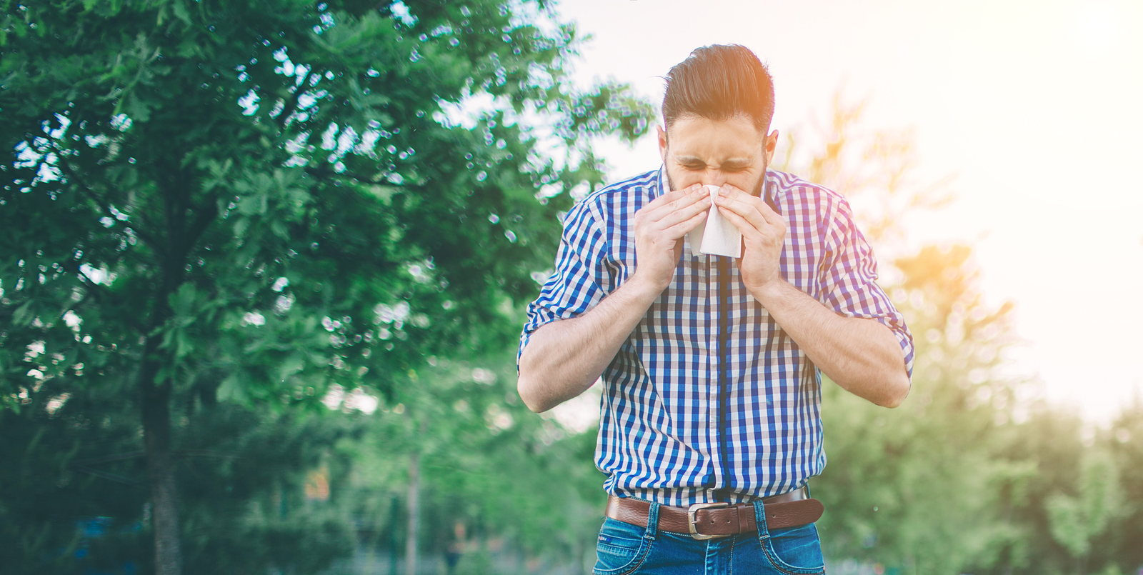 Stop suffering from chronic sinus infections