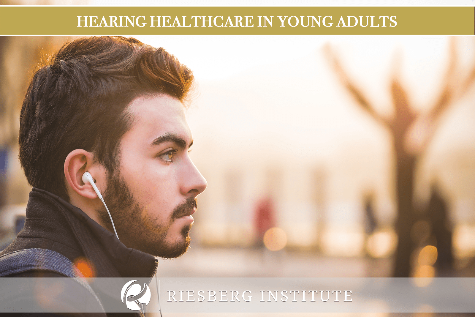 Hearing problems aren't just for the elderly. Young adults may suffer as well.