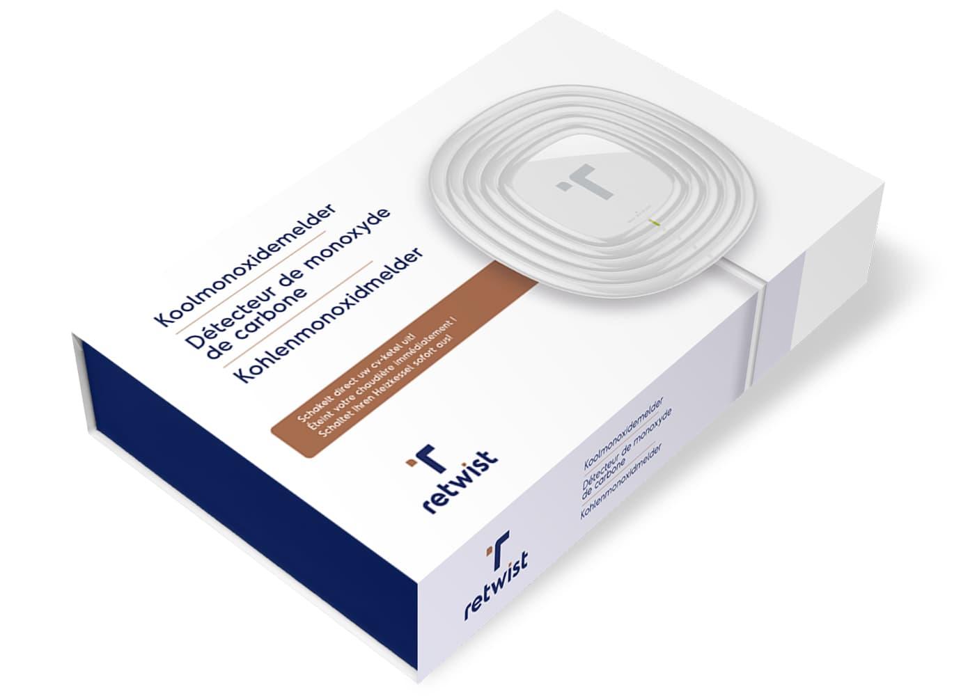 Koolomonoxidemelder 1