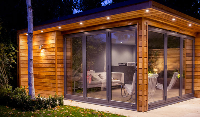 garden rooms in Sussex image