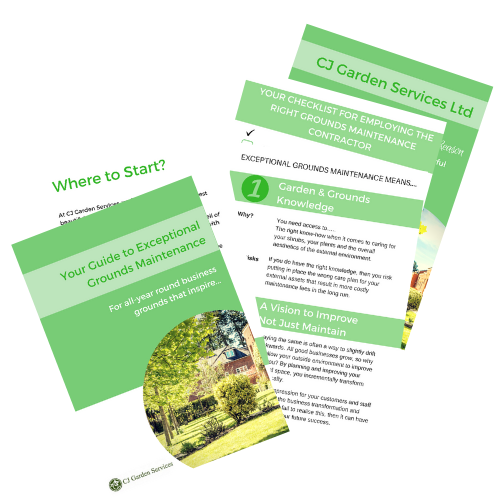Download our Guide Grounds Maintenance