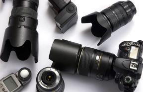 Camera Equipment & Accessories