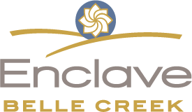 Enclave Belle Creek logo