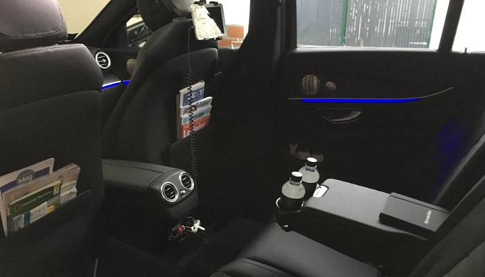 Mercedes break Class E300 BVS
