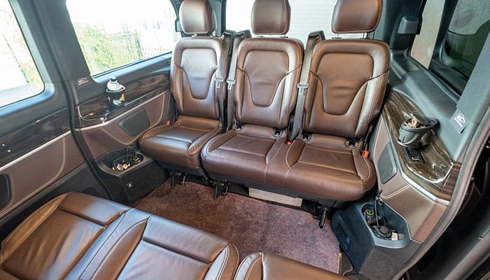 Van Class V 250 BVS