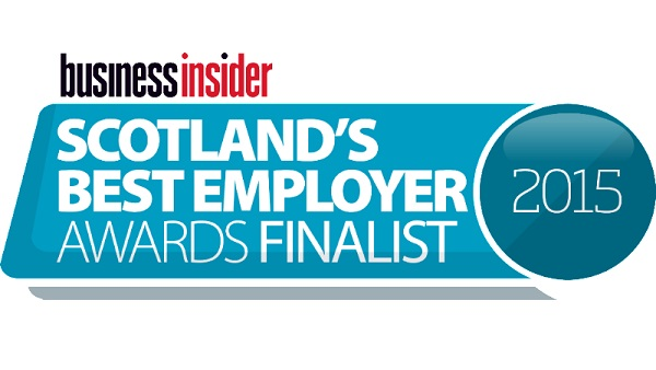 Scotland's Best Employer Awards Finalists 2015