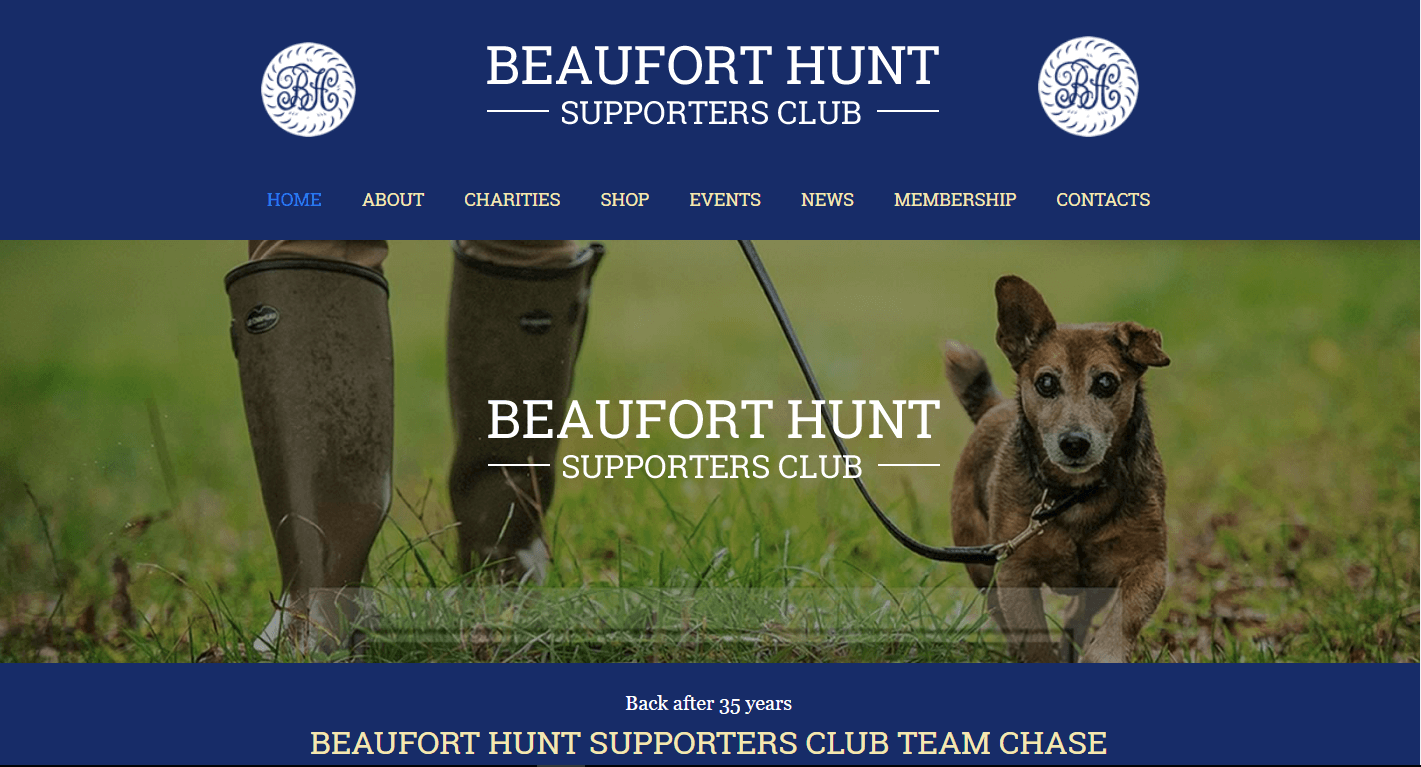 AllAbout Sites - Beaufort Supporters Club