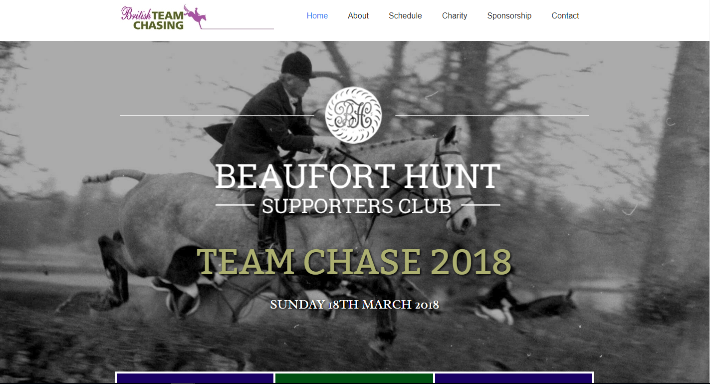 AllAbout Sites - Beaufort Team Chase