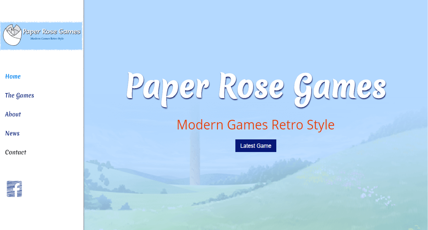AllAbout Sites - Paper Rose Games