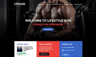 AllAbout Sites - Gym