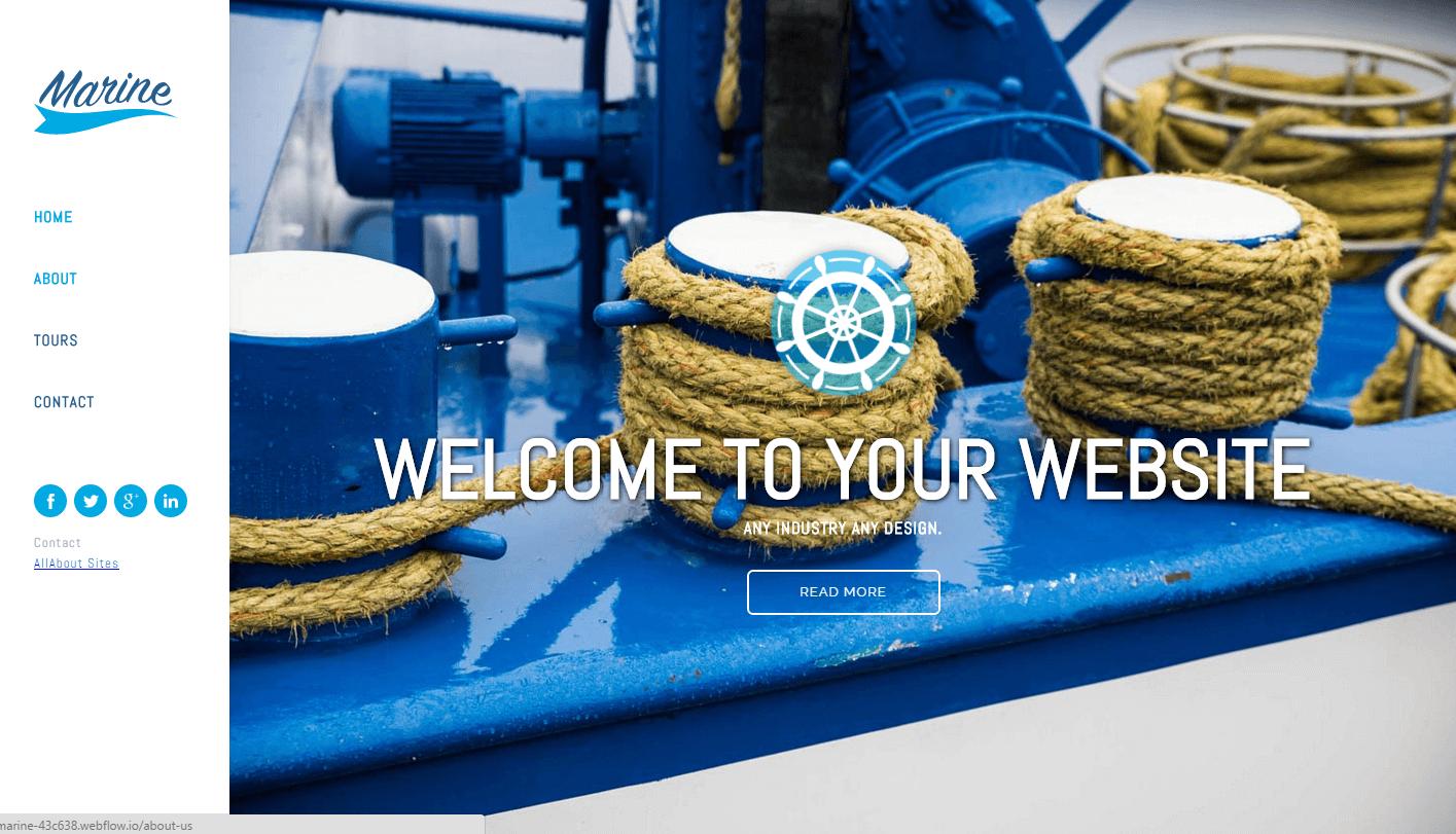AllAbout Sites - Marine