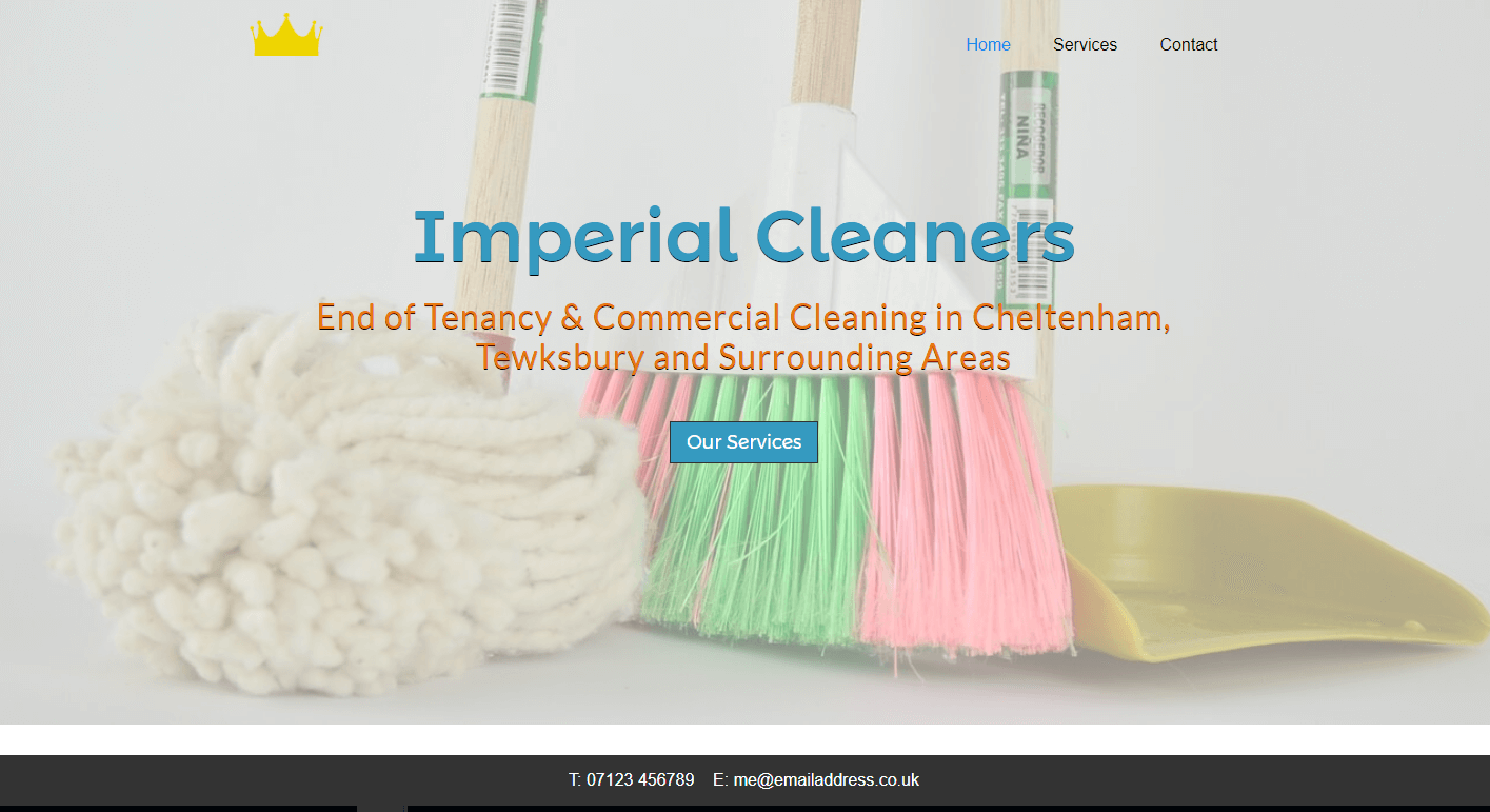 AllAbout Sites - Imperial Cleaners