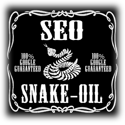 SEO & Google Snake Oil