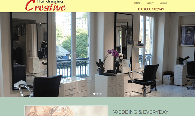 AllAbout Sites - Creative Hairdressers