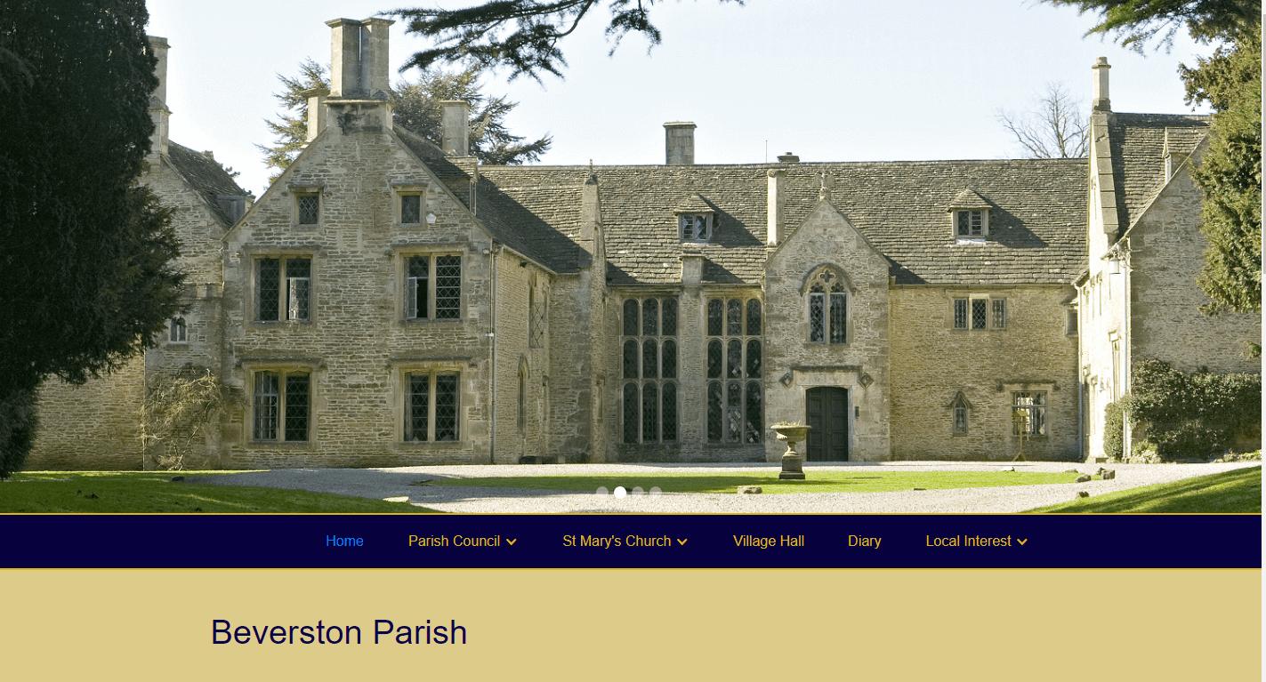 AllAbout Sites - Beverston Parish Council