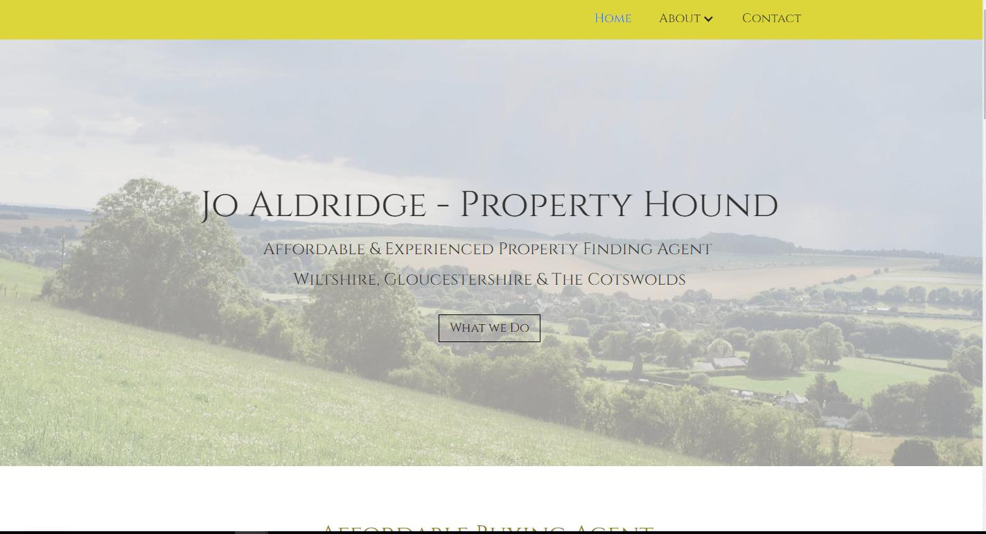 AllAbout Sites - Jo Aldridge Property Hound