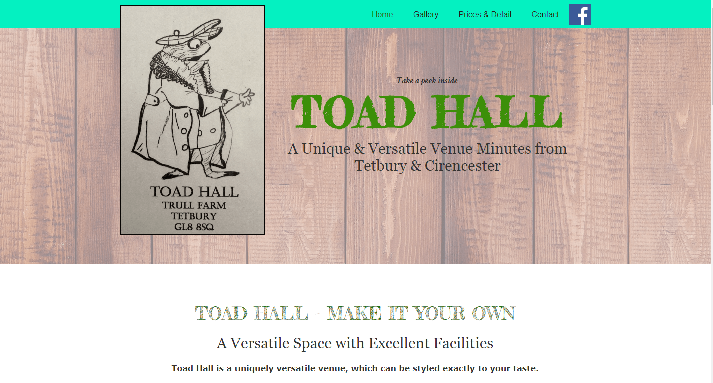 AllAbout Sites - Toad Hall