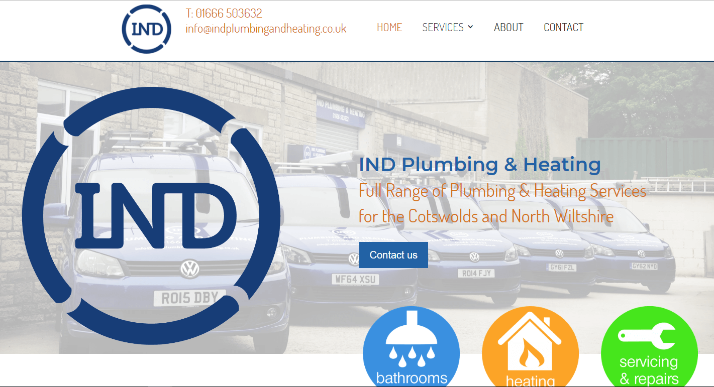 AllAbout Sites - IND Plumbing