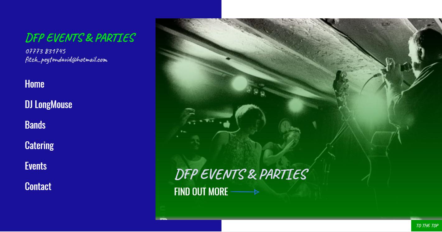 AllAbout Sites - DFP Events