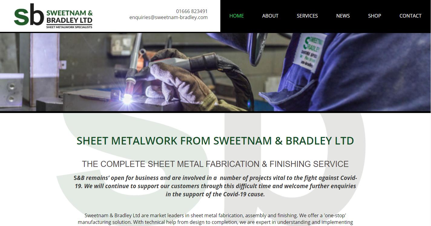 AllAbout Sites - Sweetnam & Bradley