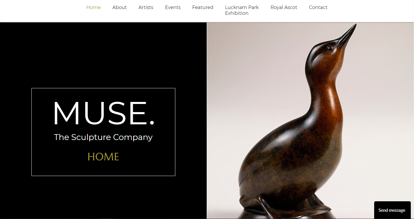 AllAbout Sites - Muse. The Sculpture Company