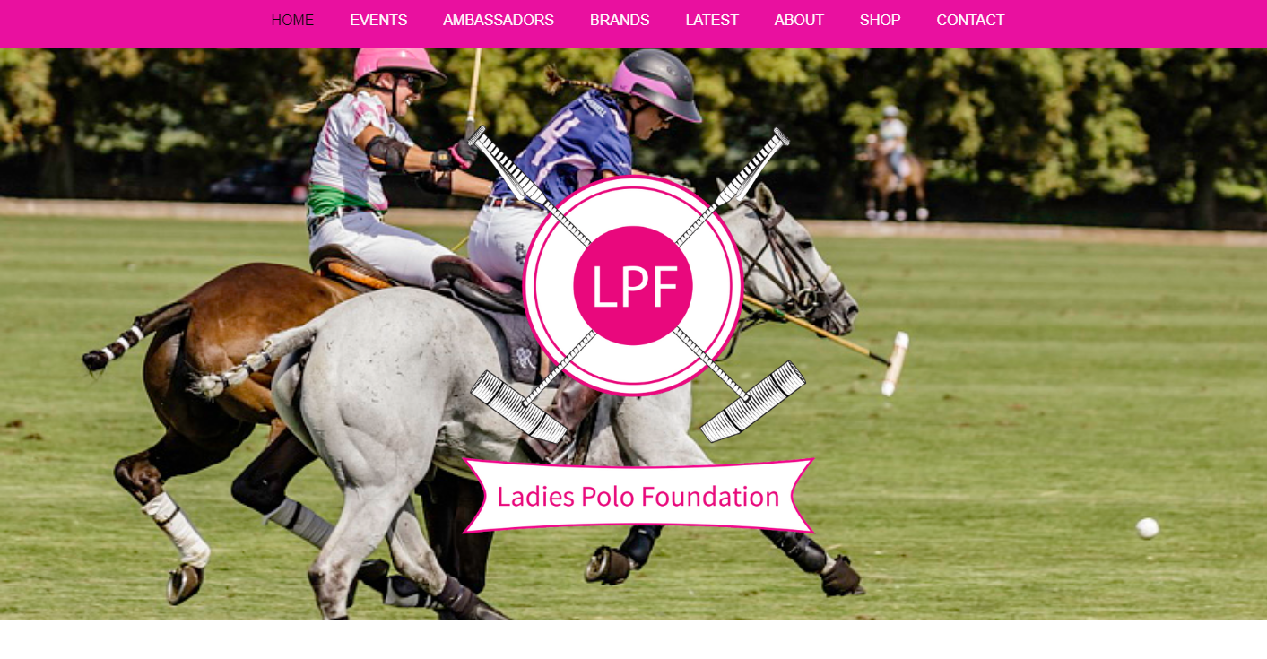 AllAbout Sites - Ladies Polo Foundation