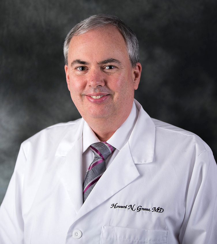 Howard N. Greene, MD