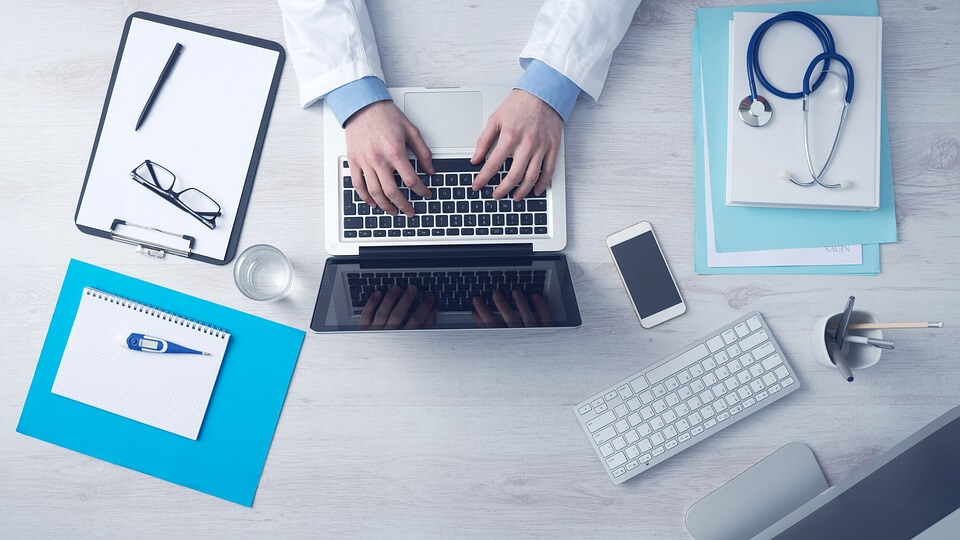 The HIPAA Act of 1996 set national standards for electronic health care transactions. There are penalties if you don't protect PHI, personal health information.