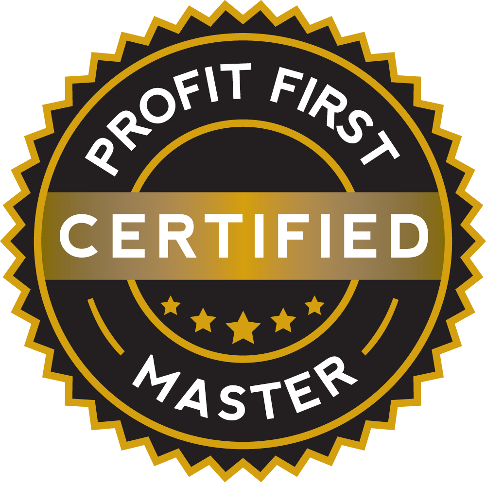 Certified Profit First Master Badge | Exigo Business Solutions