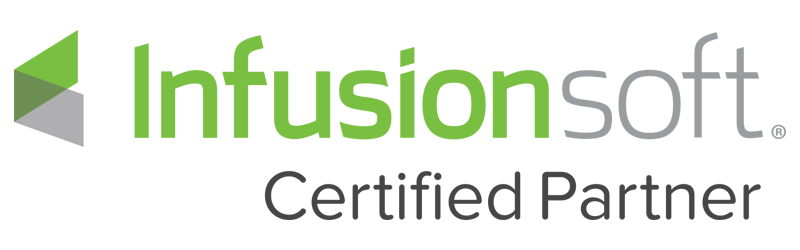 Infusionsoft Certifed Partner Logo | Exigo Business Solutions