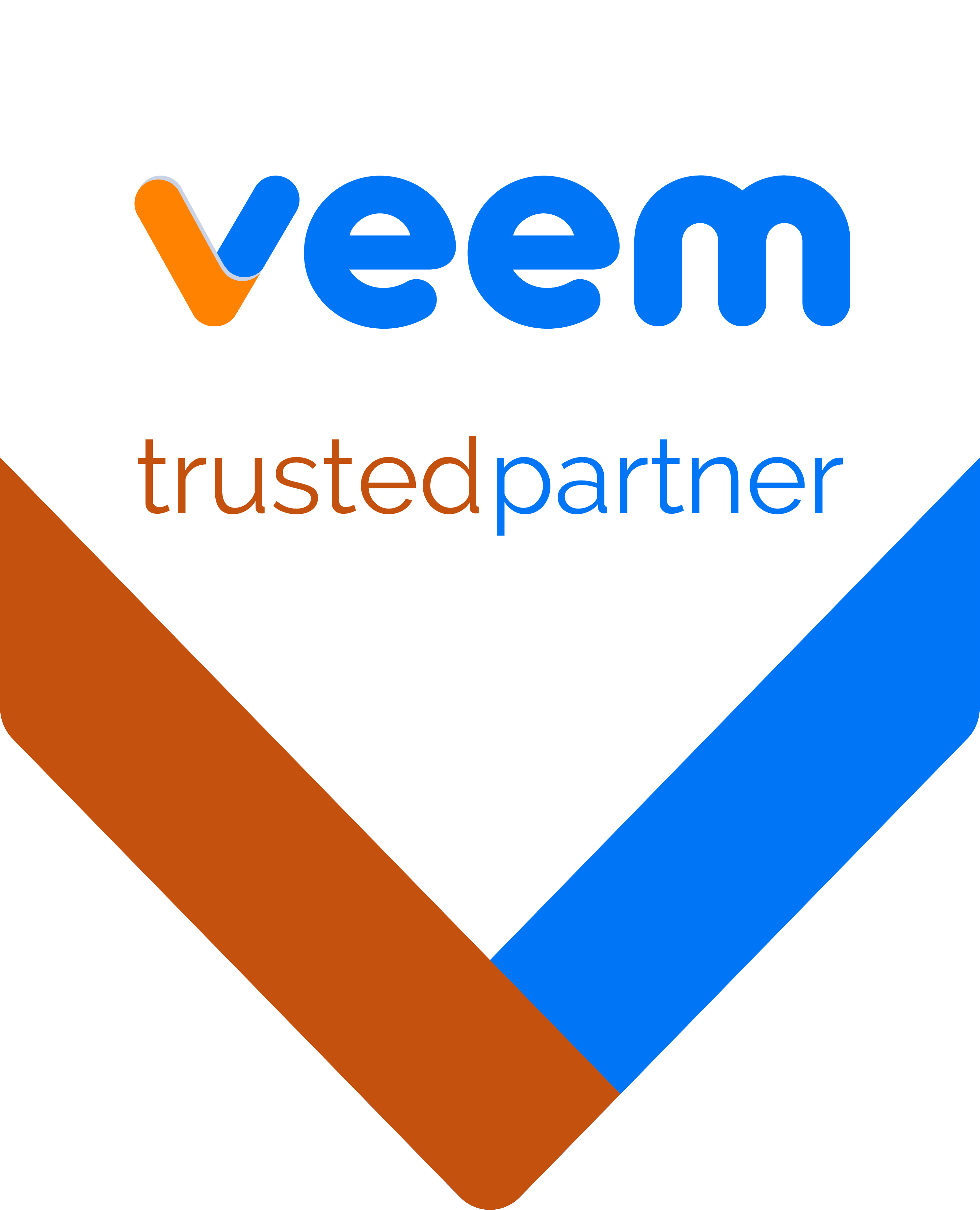 Veem Trusted Partner Logo | Exigo Business Solutions
