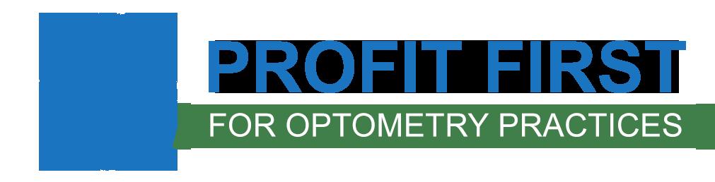 Profit First for Optometry Practice Exigo Business logo